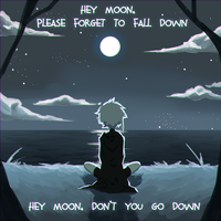 Moon by Pyro-Zombie