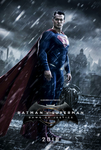 Batman v Superman Dawn of Justice -  Superman post by francus321
