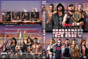 TNA Bound for Glory 2013 DVD Cover by Chirantha