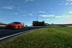 GT5 Camaro Race Car by whendt