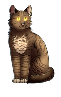 Brambleclaw by AcidNeku