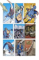 Opposite Forces, 1, page 13- COLOR by tombancroft