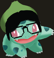 Bulbasaur (Me version) by TheMadLocust