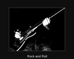 Rock and Roll by aquapell