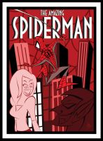 Spiderman poster by dougk101