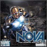 Nova- The Human Rocket by bobbydigital72