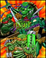 TMNT by DamageArts