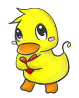 Duckie by aoou