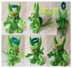 Chao shiny Espeon for SALE (cash or points) by Feneksia-Creations