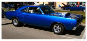1968 Dodge Super Bee by Car-Crazy