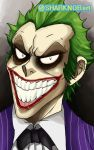 Joker not to serious by sharknob
