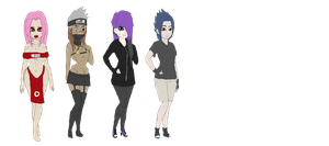 MarySue Ocs by NellyMonster