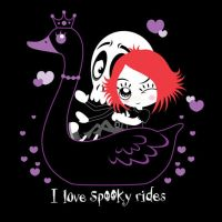 Ruby Gloom- Spooky Rides by MHSU
