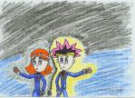 Duelists of the future by kazaki03