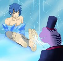 Jellal punishment by 6912a