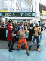 Borderlands- Comikaze Expo 2013 by MidnightLiger0