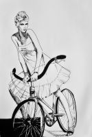 top on a bike by Trisiphone