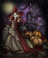AdultNeopians Halloween Party 2013 by Blesses
