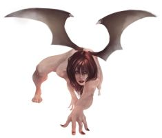 Succubus by kofab