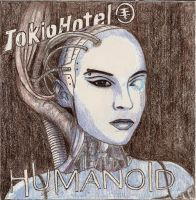 Humanoid cover by lionessgirl2007