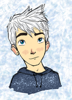Jack Frost by cutubulla