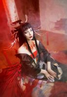 xxxHolic.Tea-time by MarionetteTheatre