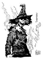 Scarecrow by TheNecros