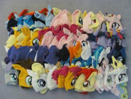 Bronycon 2014 Final Hat Lineup by Like-a-Surr