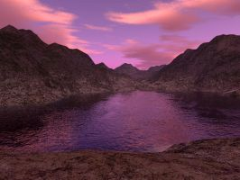 At Dawn - EasyNow-3D by backgrounds