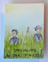 ATC: Specialists in the Field by Athalour