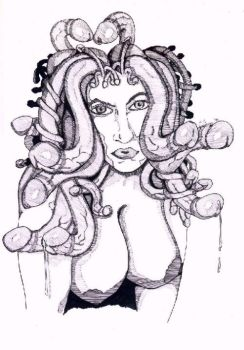 Medusa by ceb364 by With-Pleasure