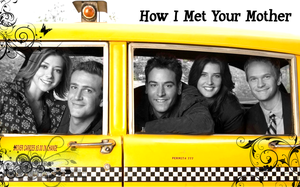 How I Met Your Mother by americanidiot5