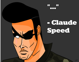 Claude's marvelous quote by Colonial-Marine