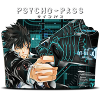 Psycho Pass by rest-in-torment