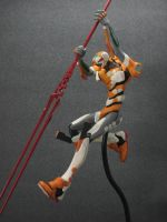 Bandai Eva Unit 00 2 by fritzykarl