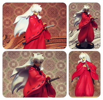 Inuyasha figure - part V by Kay-I