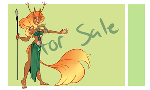 Evaln Adoptable for Sale by marchen-noir