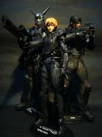 Appleseed Saga 14 by twohand
