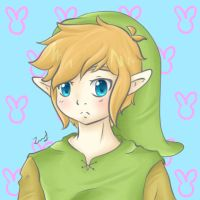 Link A Link to the Past by Zeldyy
