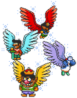 Super Mario Bros. X: Star Dragoons by Legend-tony980