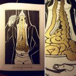 Ink/GrossTober 5: Exposed Guts by Rejuch