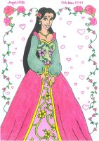 Kalini The Tudor Lady by AnneMarie1986