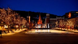 City of Drammen by francis1ari
