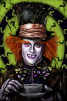 Mad Hatter by Knightmarish