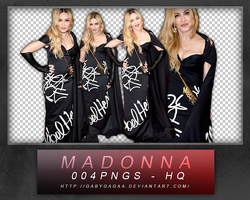 ~#.MADONNA|PACK PNG|.#~ by GabyGagaa