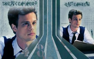 Spencer Reid interview by Anthony258