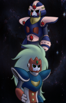 Sunstar and Terra by Chloemew4ever