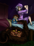 Want a bogeyman under yer bed? by CoraOrvat