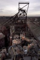 Urbex - Industrial mess by ReturnFalse