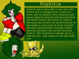 Sophitia Bio by MikiMichelleMAL